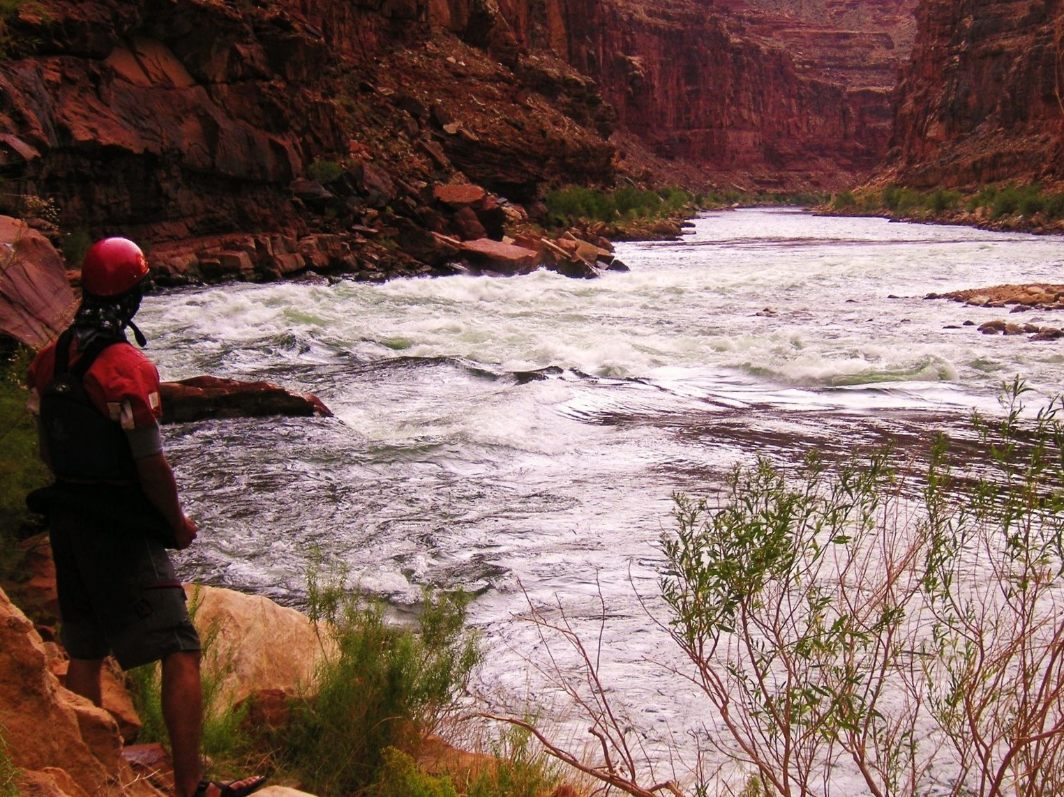Grand Canyon Rafting And Kayaking Blue River Expeditions